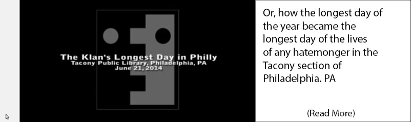The Klan's Longest Day in Philly